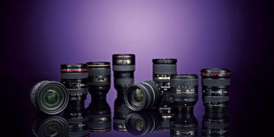 lens group test