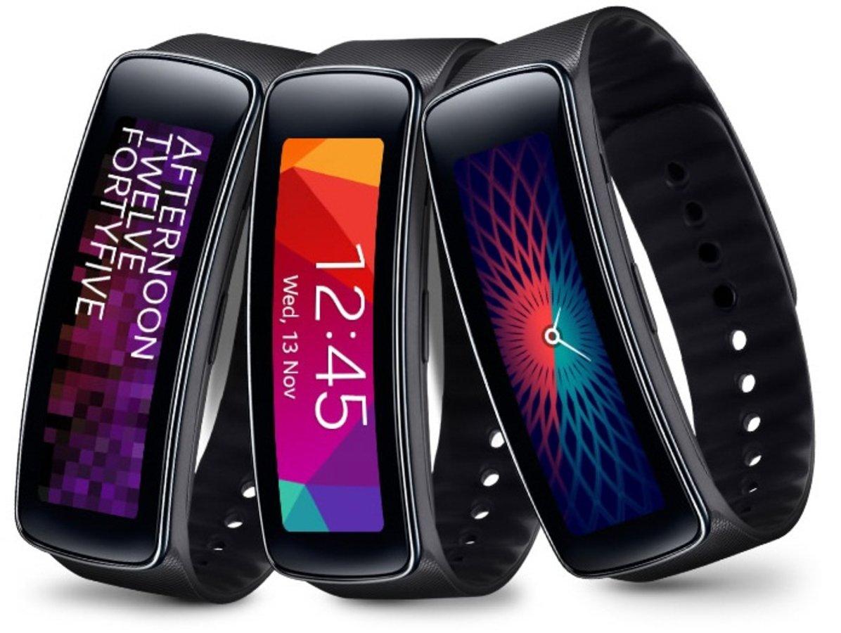 smartband czy gear fit porównanie