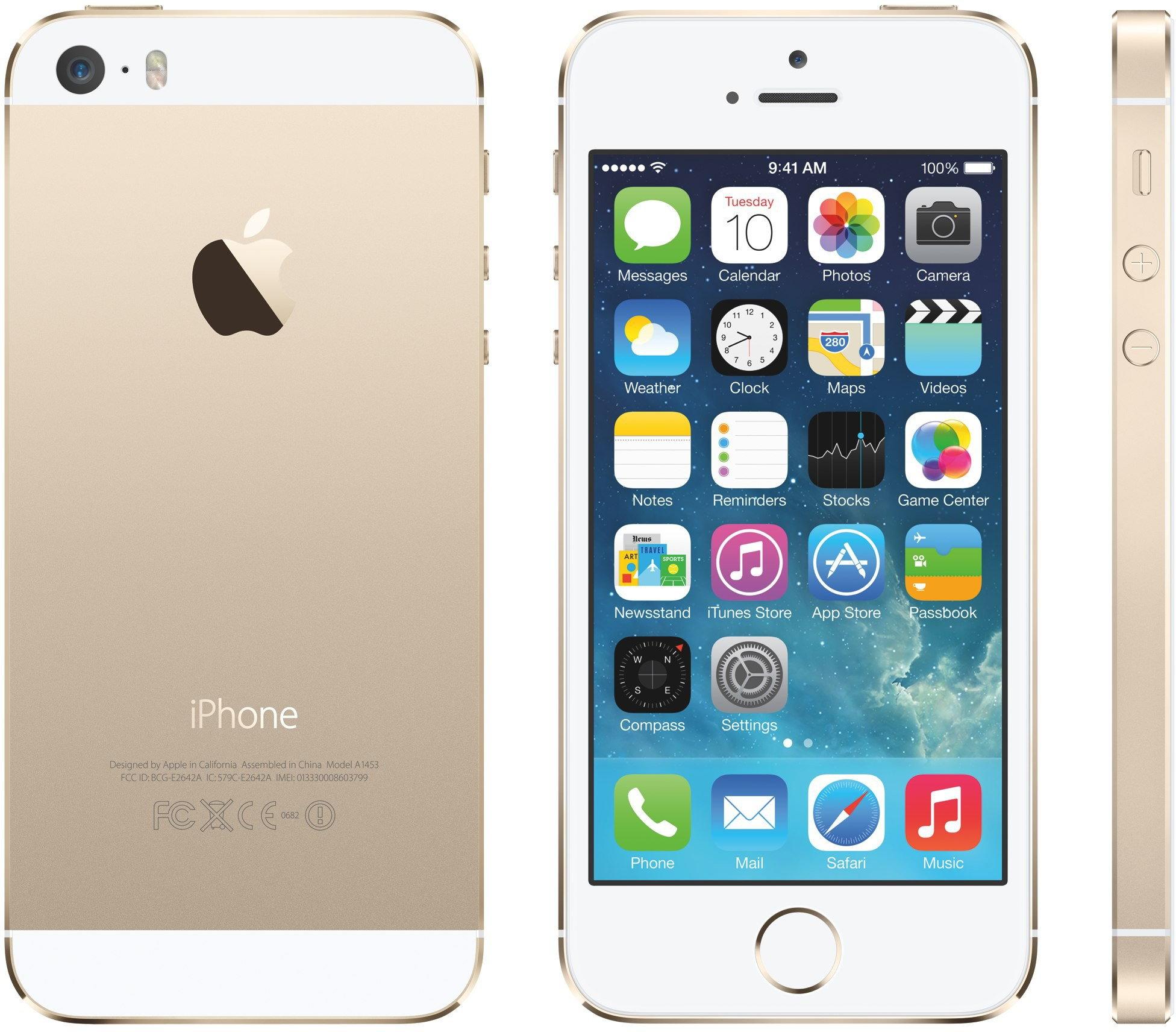 Apple iPhone 5s specyfikacja