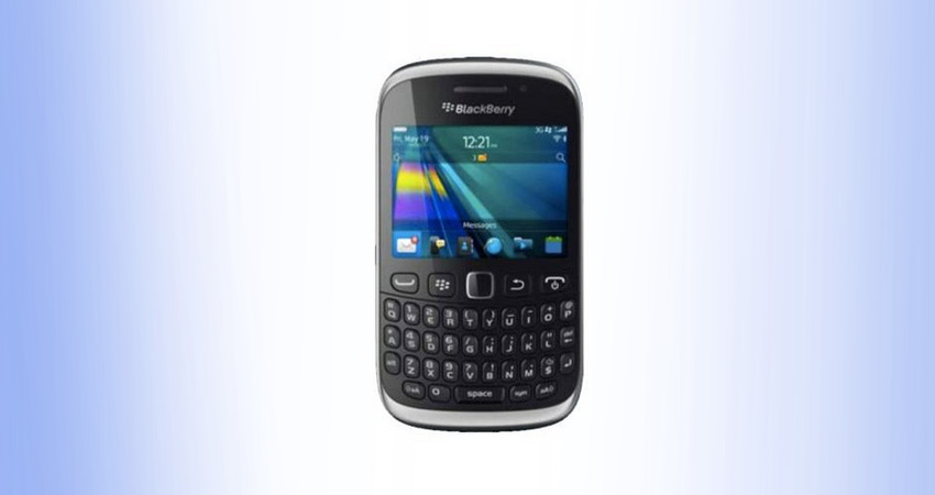 BlackBerry 9320 Curve folia