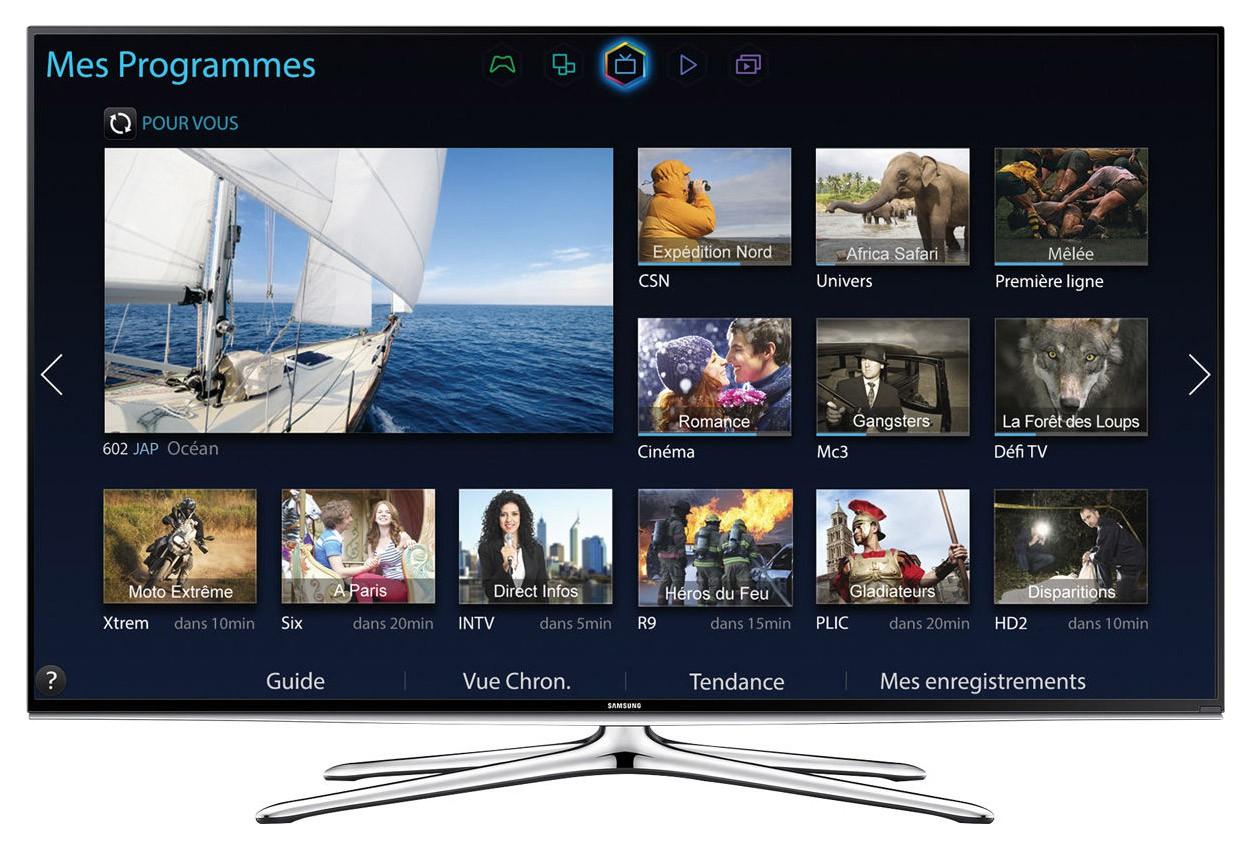 Samsung UE55H6200