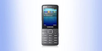 Samsung S5610 folia