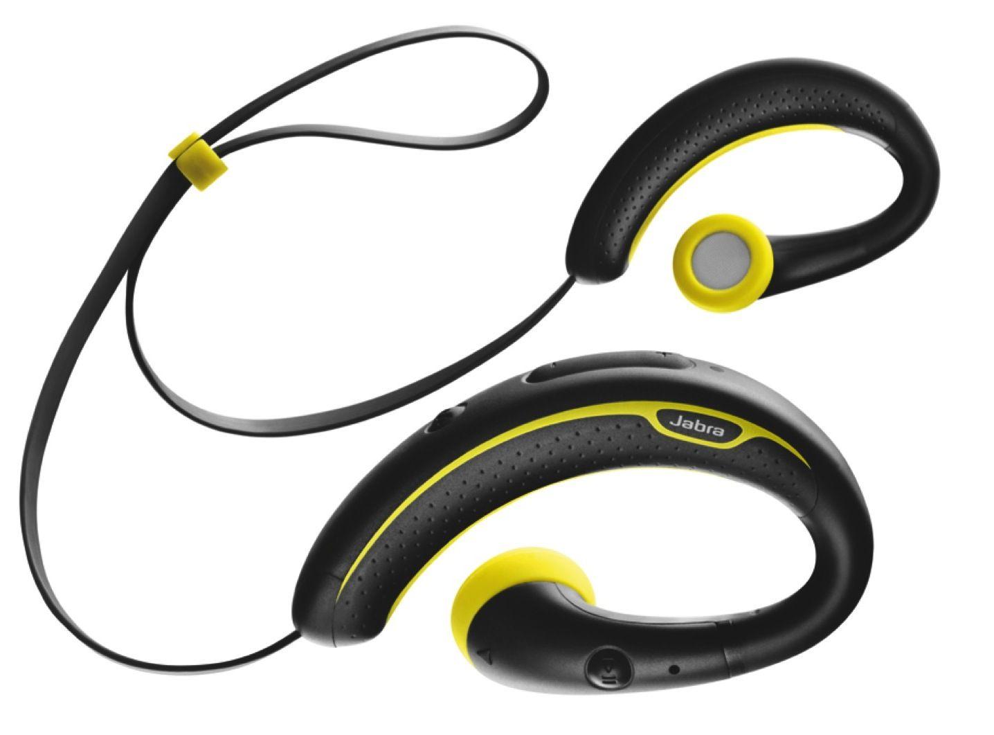 słuchawki bezprzewodowa do biegania, marka jabra