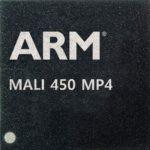 ARM Mali-450MP4 – specyfikacja techniczna układu