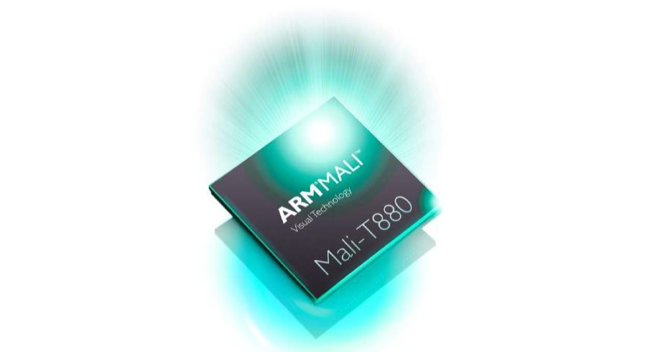 ARM Mali-T880 MP12