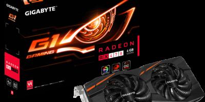 Gigabyte Radeon RX 470 Gaming G1