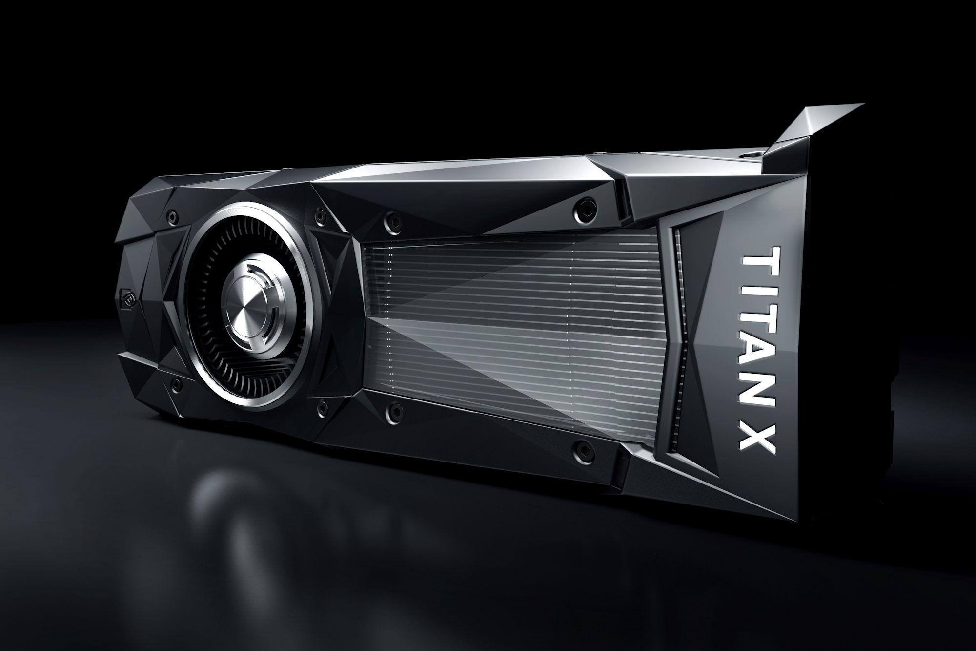 Karta Graficzna Nvidia Geforce Titan X Pascal Specyfikacja Techniczna