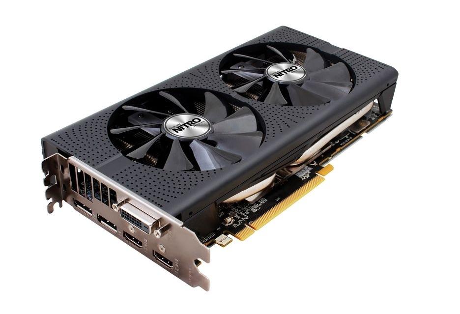 Sapphire Radeon RX 470 Nitro+ 8 G specyfikacja