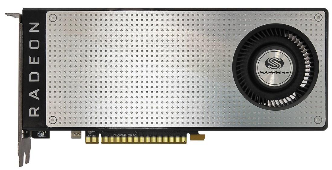 Sapphire Radeon RX 470 Platinum Edition OC specyfikacja