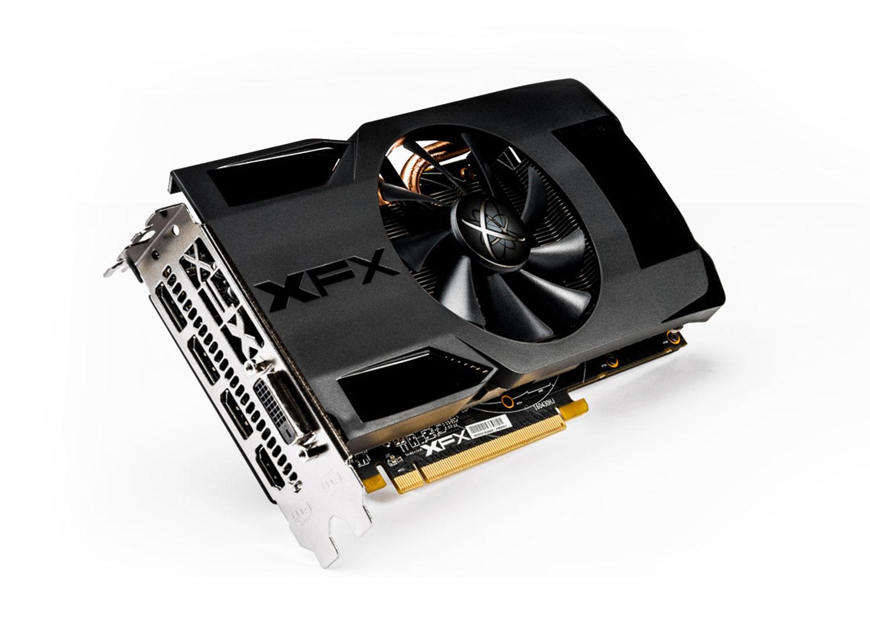 XFX Radeon RX 470 Single Fan Triple X specyfikacja