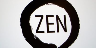 amd zen blender