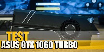 Asus GeForce GTX 1060 Turbo 6GB