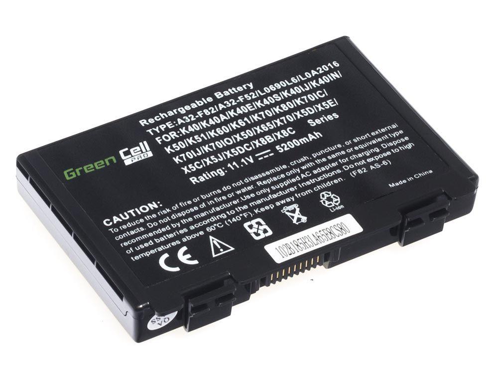 Bateria do Asus K51AC