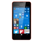 Smartfon Microsoft Lumia 550 – instrukcja obsługi