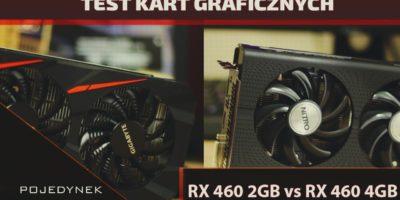 Radeon RX 460 test
