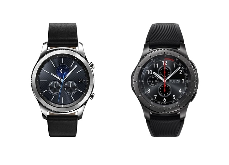 Samsung Gear S3 Frontier i Classic