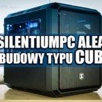 Obudowy SilentiumPC Alea S25W i S35W – recenzja