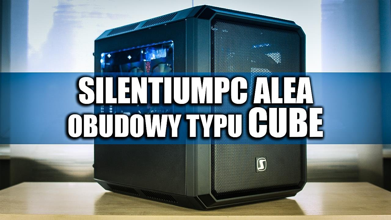 SilentiumPC Alea S25W i S35W