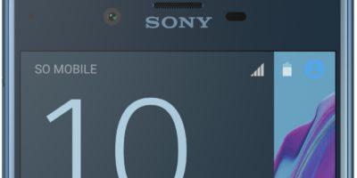 Sony Xperia XZ i Xperia X Compact