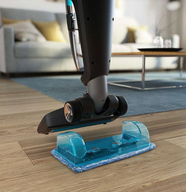 odkurzacz myjący podłogi