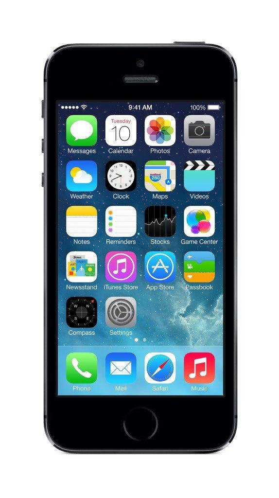 Apple iPhone 5S 16GB EU Szary (ME432LP/A)
