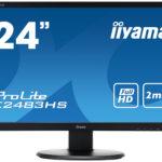 Monitor iiyama ProLite E2483HS-B1 – instrukcja obsługi