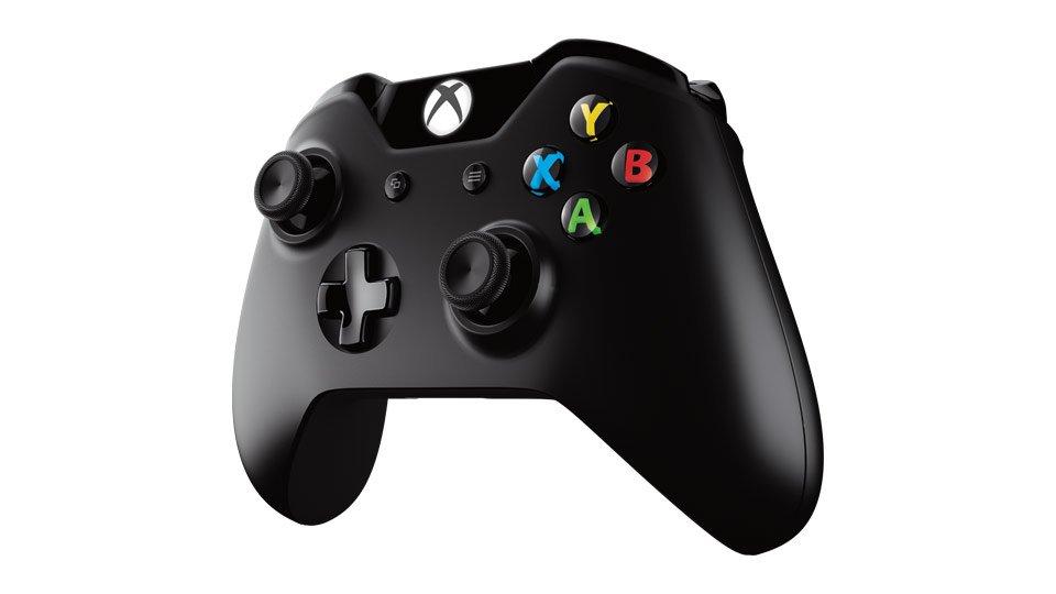 Gamepad Microsoft Xbox One + bezprzewodowy adapter dla Windows 10 (NG6-00003)