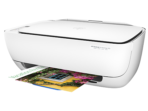 Hewlett-Packard Deskjet Ink Advantage 3635