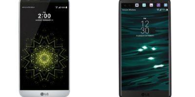 LG G5 czy LG V10