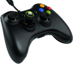 Gamepad Microsoft Xbox360/PC Controller for Windows (52A-00005) - na kabel