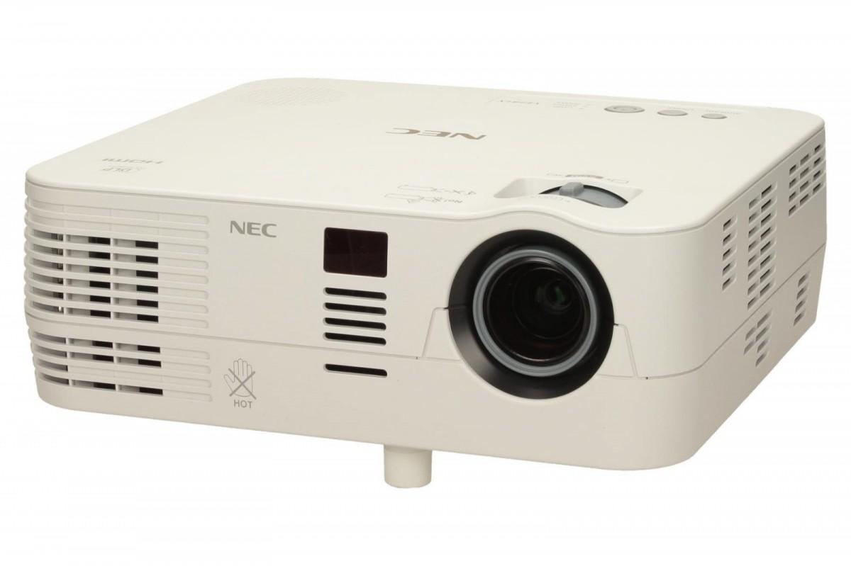 NEC VE281X DLP XGA