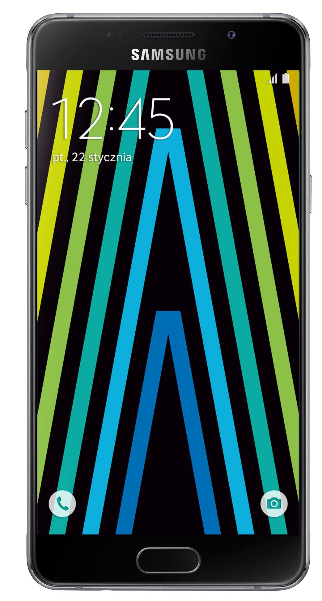 Samsung Galaxy A5 (2016) LTE 16GB Czarny (SM-A510FZKAXEO)