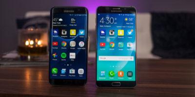 Samsung Galaxy S7 czy Galaxy Note 5