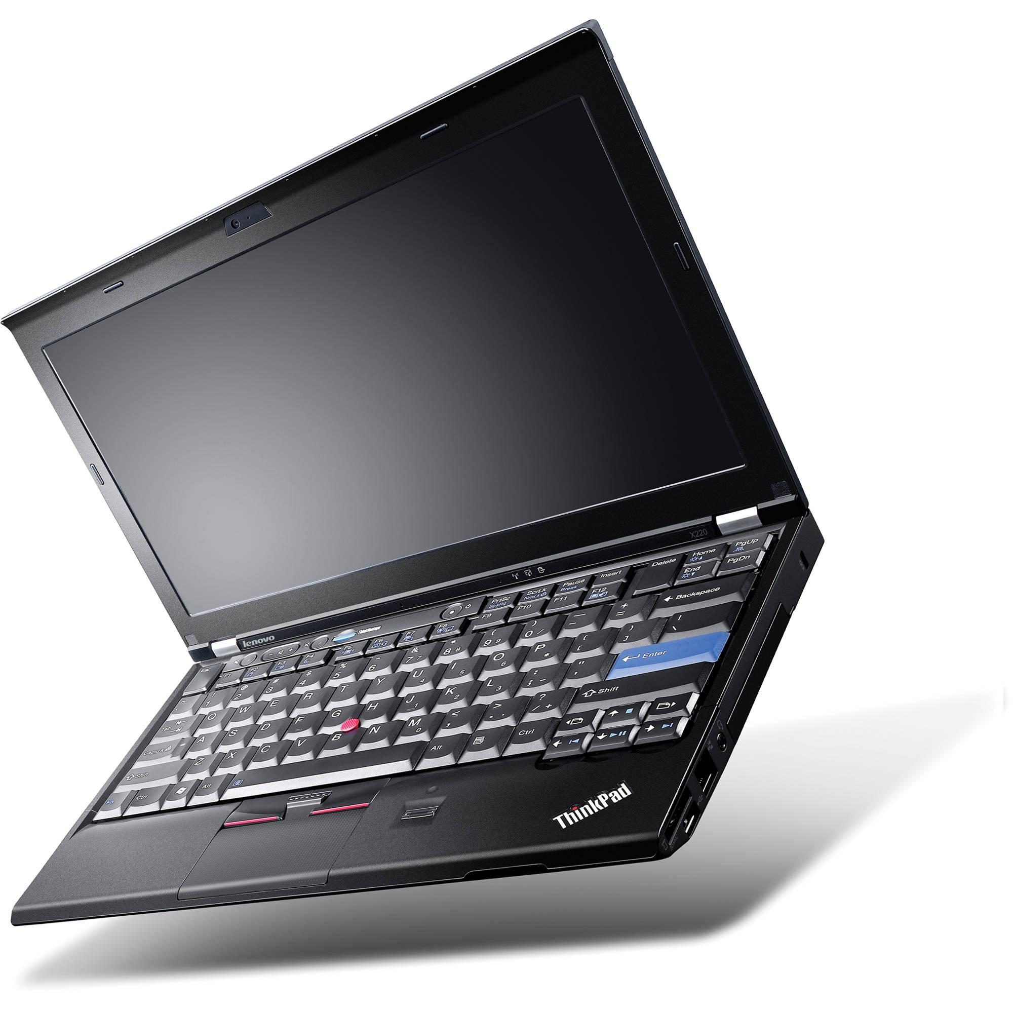 Laptop Lenovo ThinkPad X220 instrukcja obsługi TECHfresh.pl