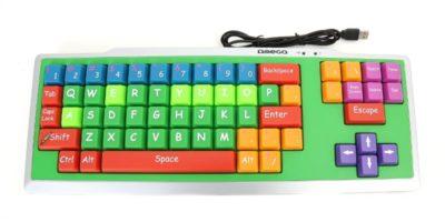 klawiatura dla dzieci