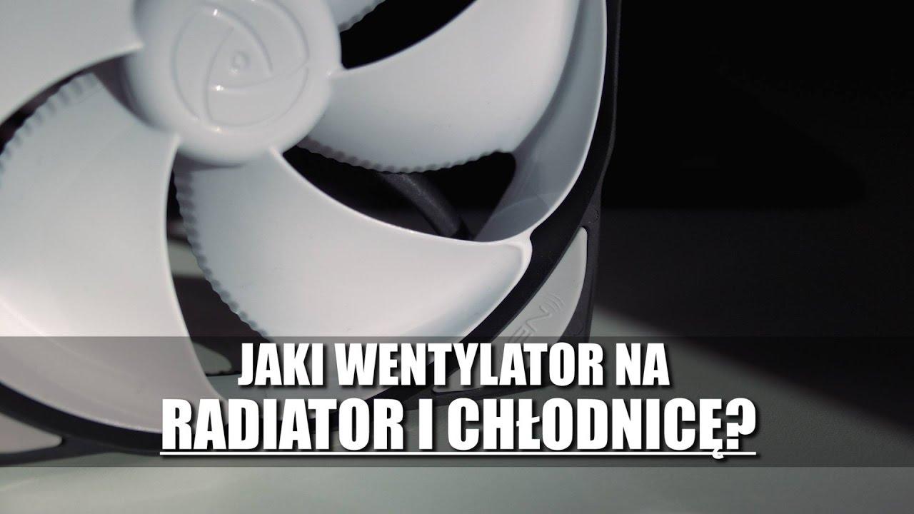 Wentylator na radiator