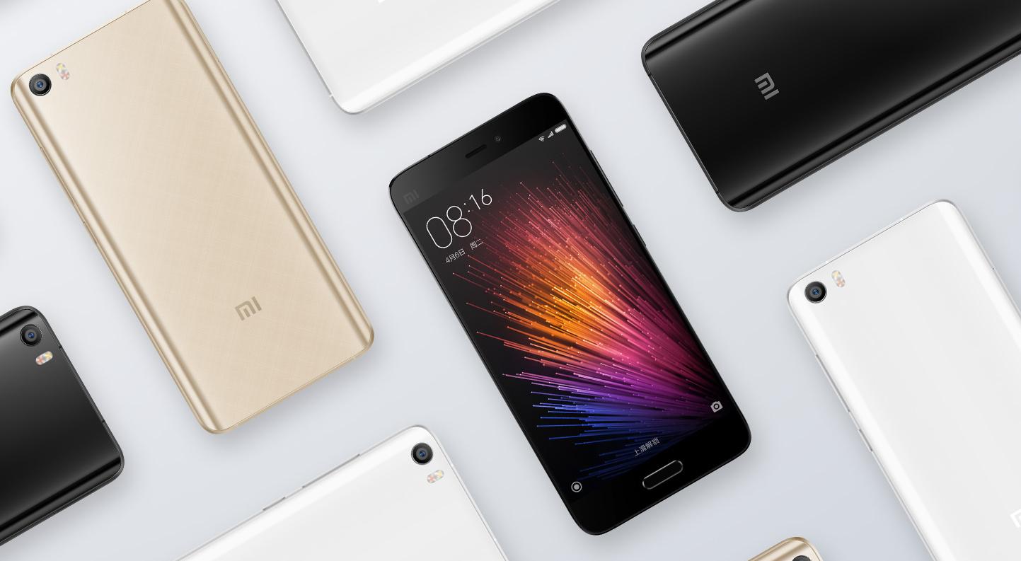Xiaomi Mi 5 specyfikacja