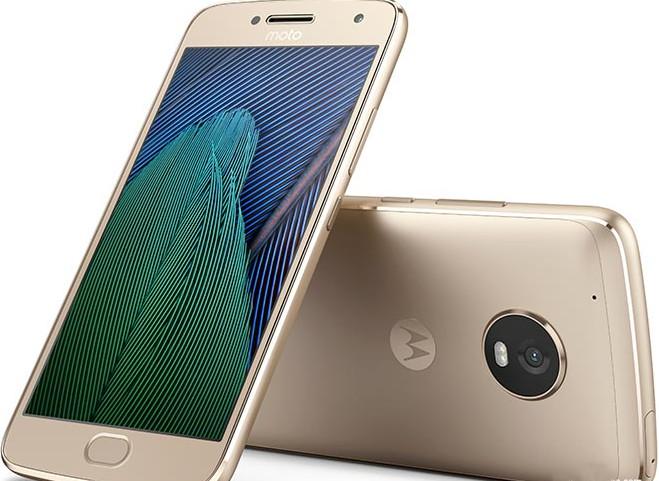 Motorola Moto G5 Plus specyfikacja techniczna