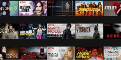 Polecane seriale Netflix