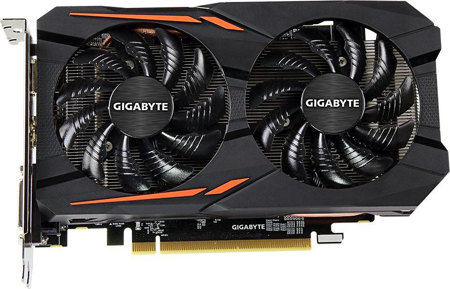 Radeon Gigabyte RX 560 OC GAMING