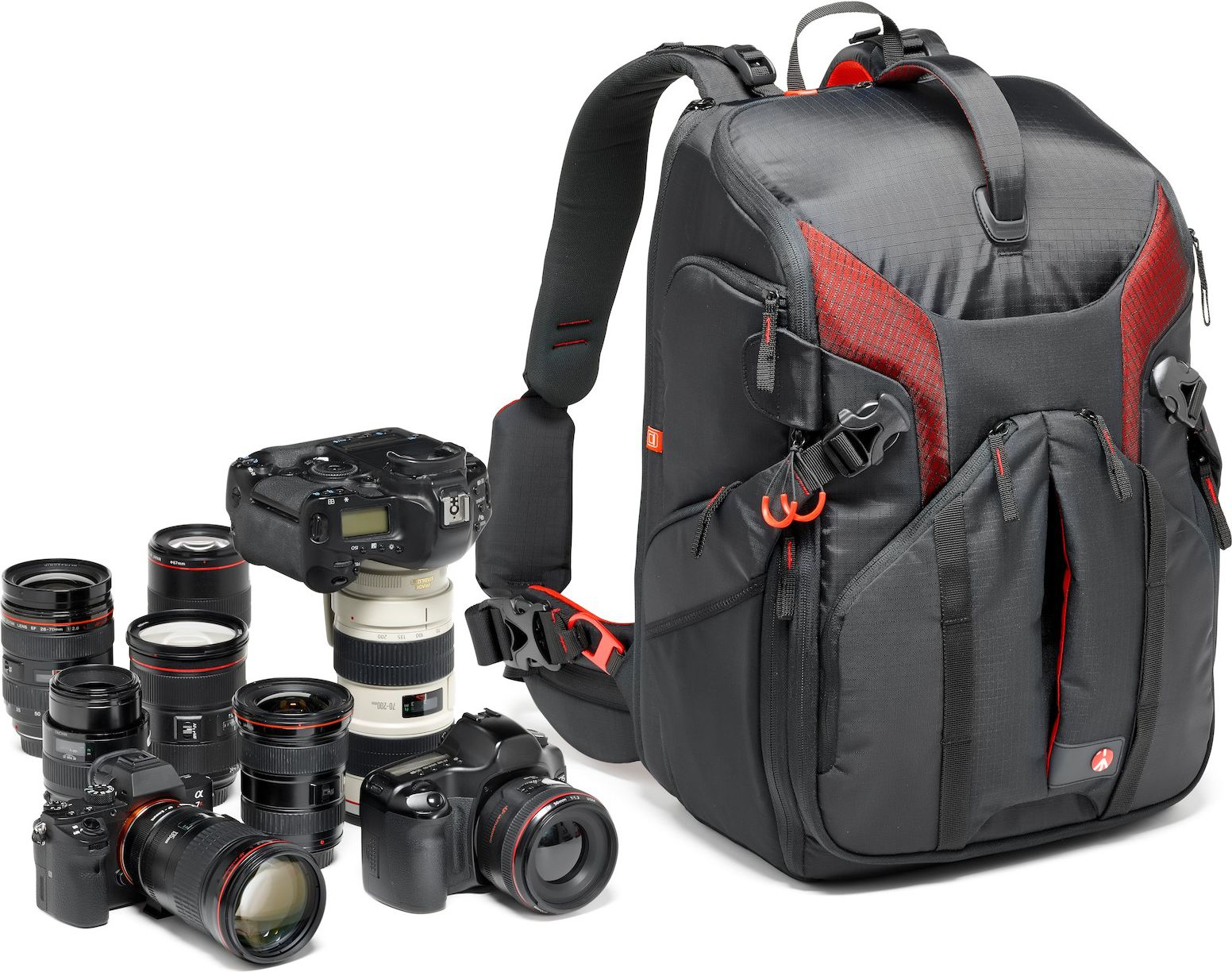 c150f94a88ffd Jaki plecak na aparat (Nikon, Canon) i laptopa? Polecane modele ...