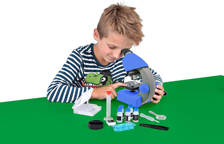 Mikroskop dla dziecka