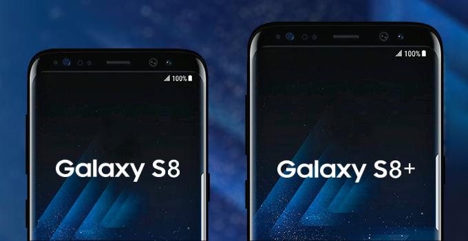 Samsung Galaxy S8 czy Samsung Galaxy S8+