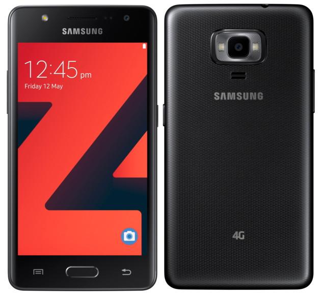 Samsung Z4 specyfikacja