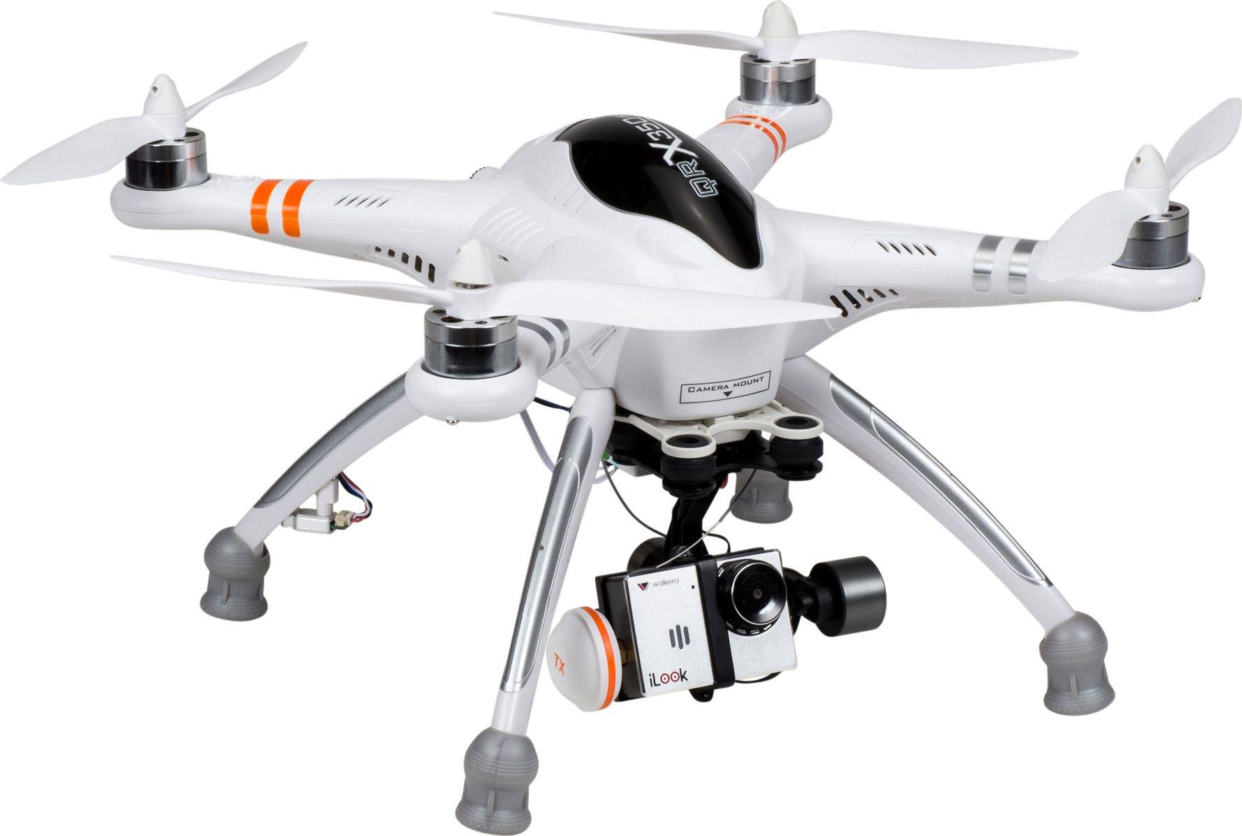 Walkera QR X350 PRO RTF9 Instrukcja obsługi