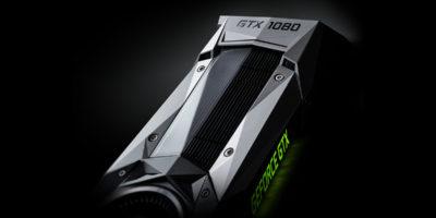 Gefroce GTX 1080 dane techniczne