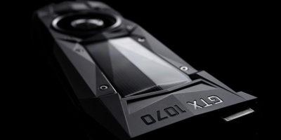 Nvidia GeFroce GTX 1060 vs Nvidia GeForce GTX 1070