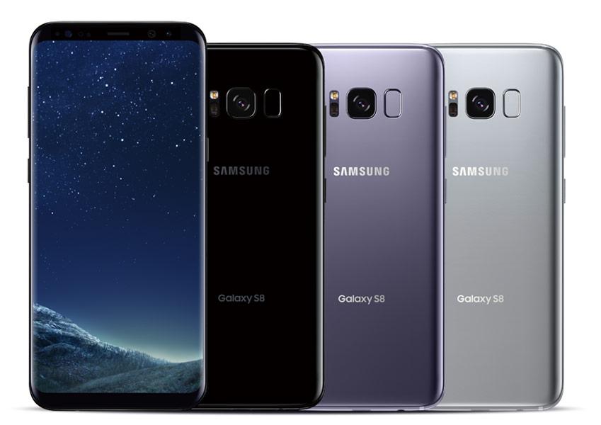 Samsung Galaxy S8 zbity ekran