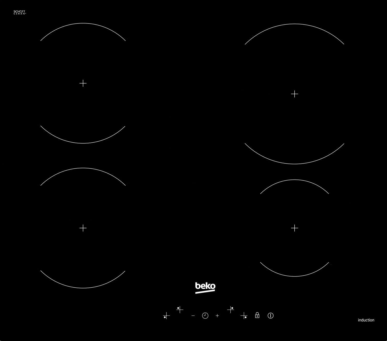 Płyta Indukcyjna Beko Hii 64400gt Instrukcja Obsługi