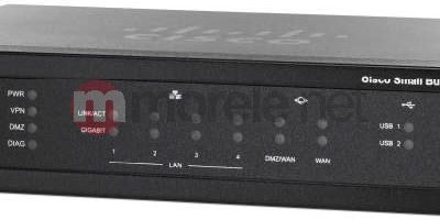 Router Cisco RV320-K9-G5 instrukcja obsługi